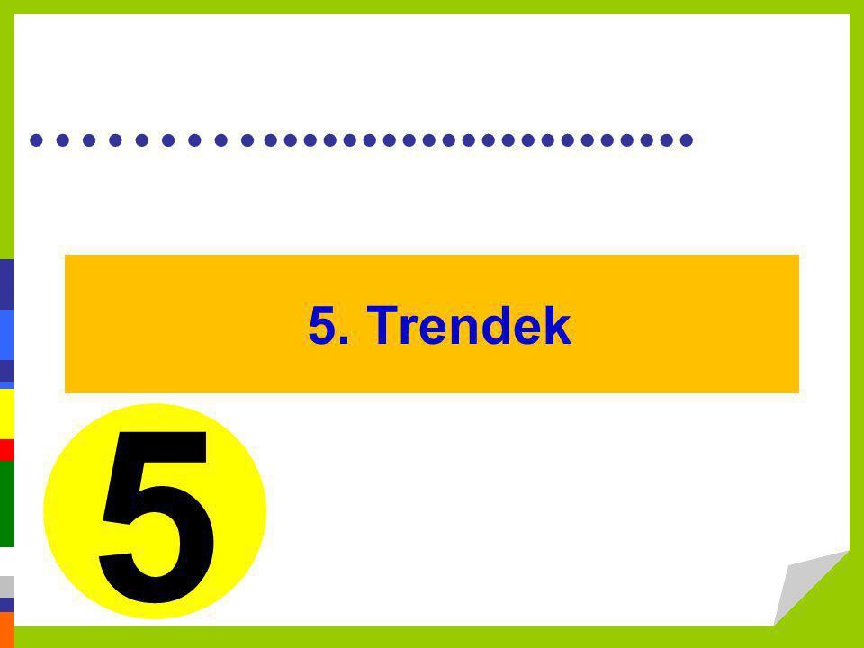 5. Trendek 5.