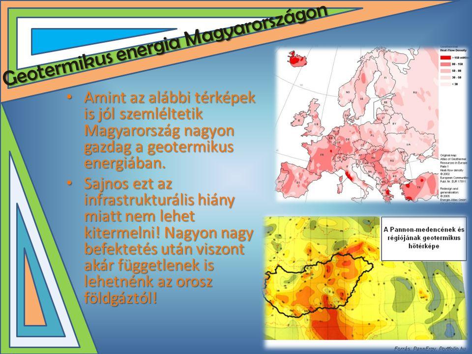 Geotermikus energia Magyarországon