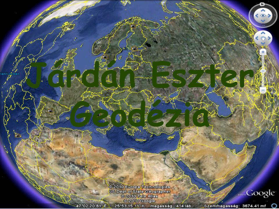 Járdán Eszter Geodézia