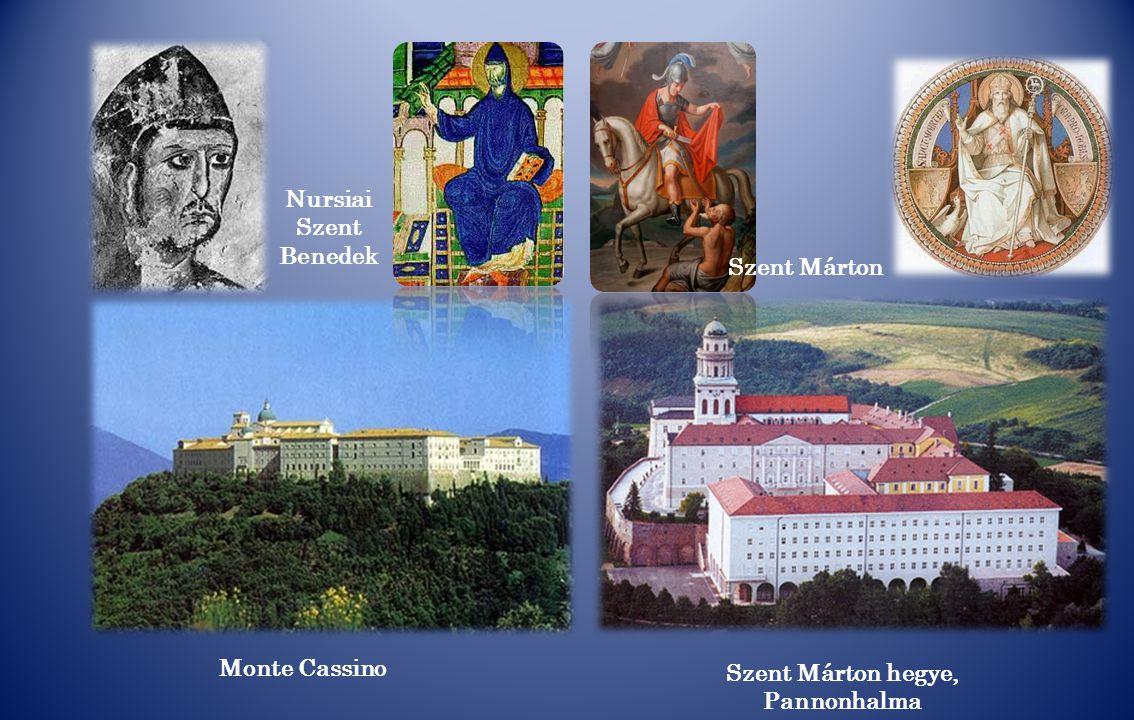 Szent Márton hegye, Pannonhalma