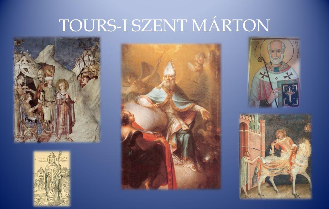 TOURS-I SZENT MÁRTON