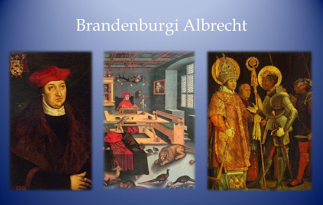 Brandenburgi Albrecht