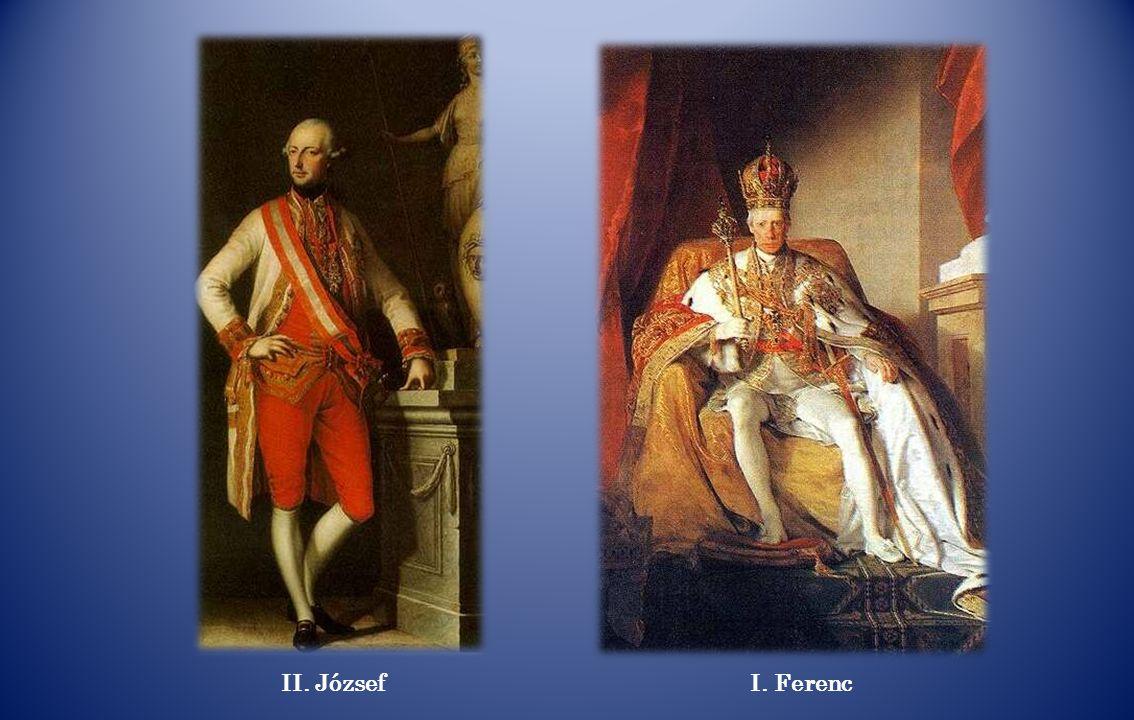 II. József I. Ferenc