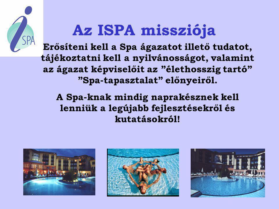 Az ISPA missziója