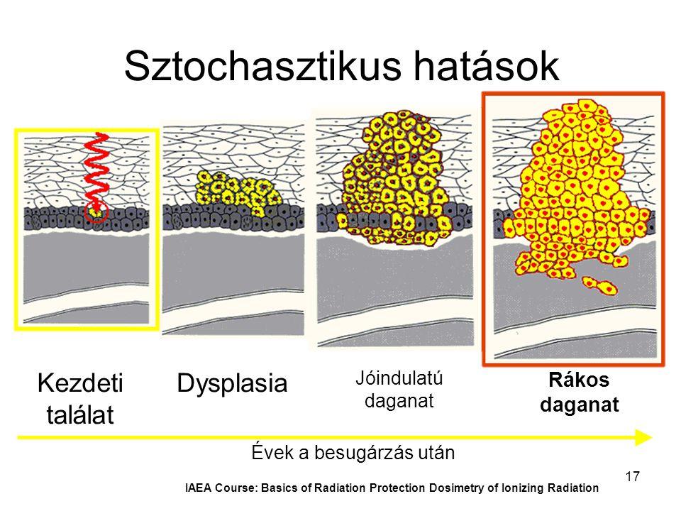 Sztochasztikus hatások