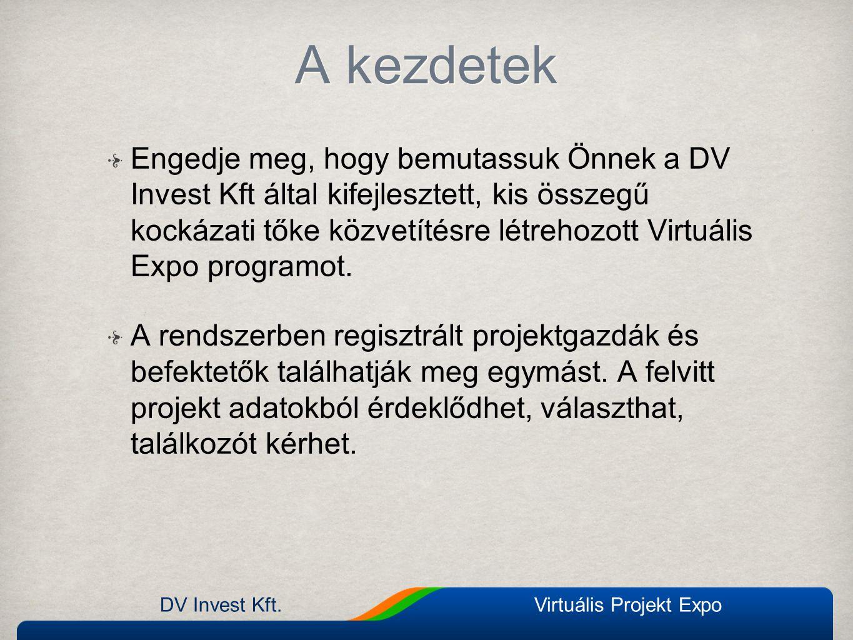 Virtuális Projekt Expo