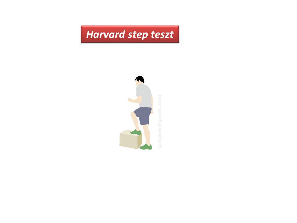 Harvard step teszt