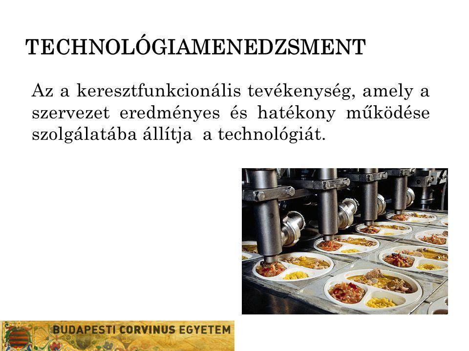 TECHNOLÓGIAMENEDZSMENT