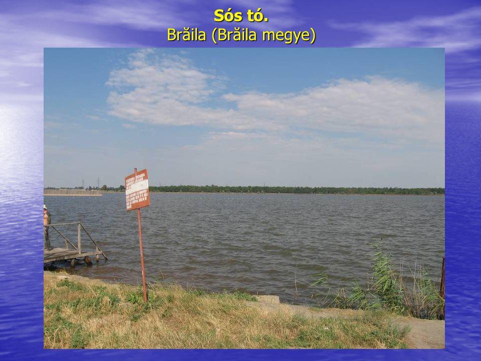 Sós tó. Brăila (Brăila megye)