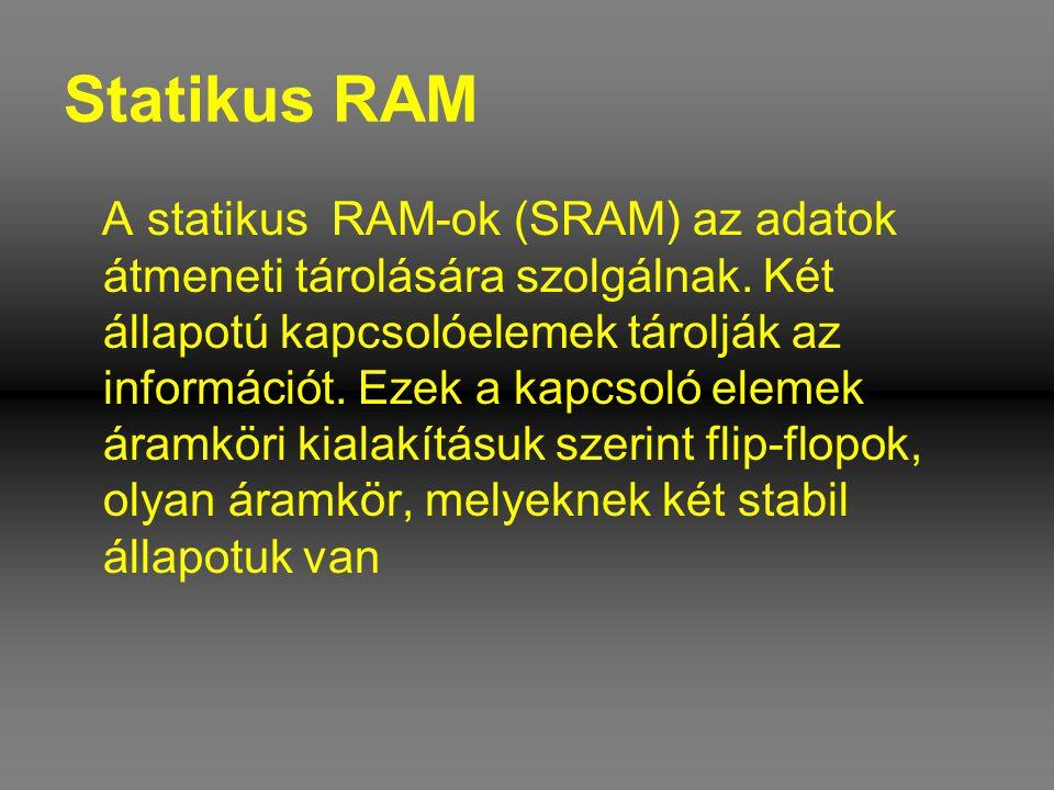 Statikus RAM