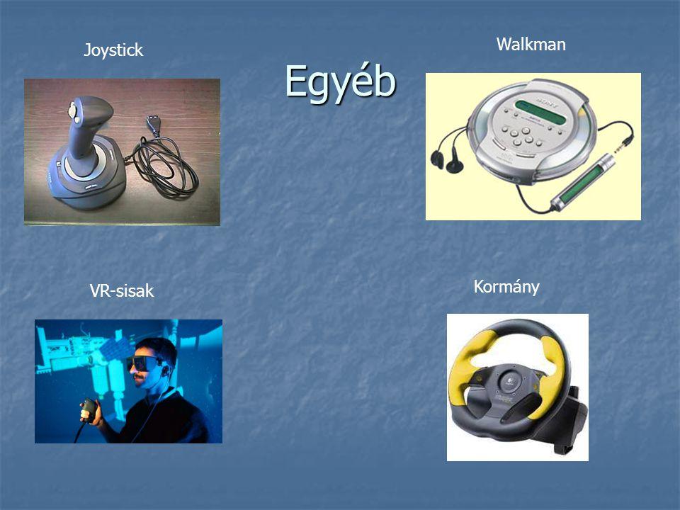 Egyéb Walkman Joystick Kormány VR-sisak