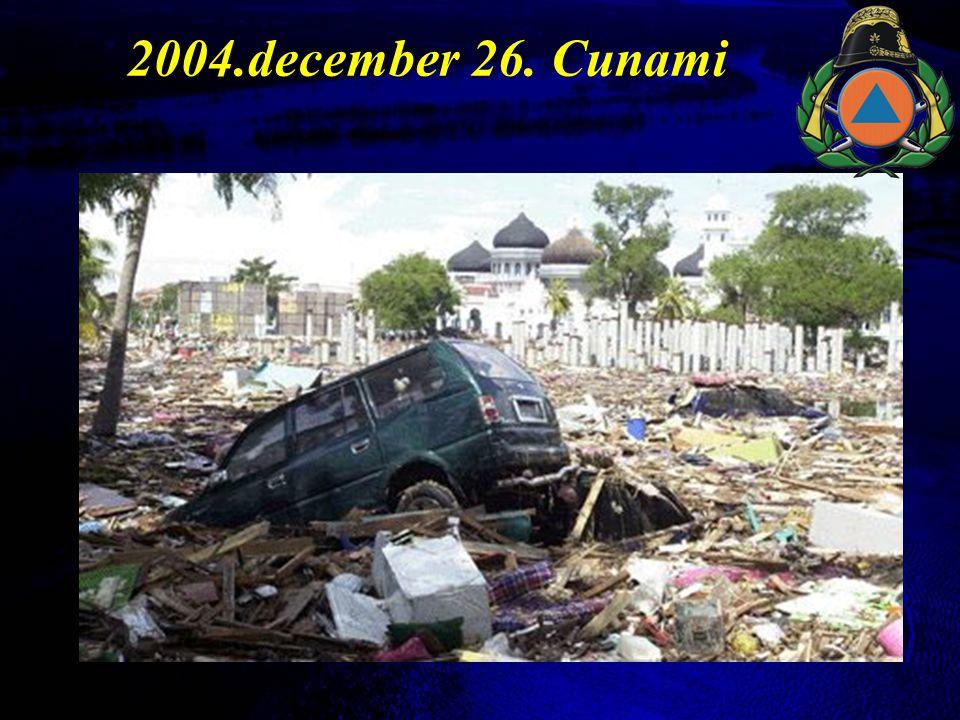 2004.december 26. Cunami