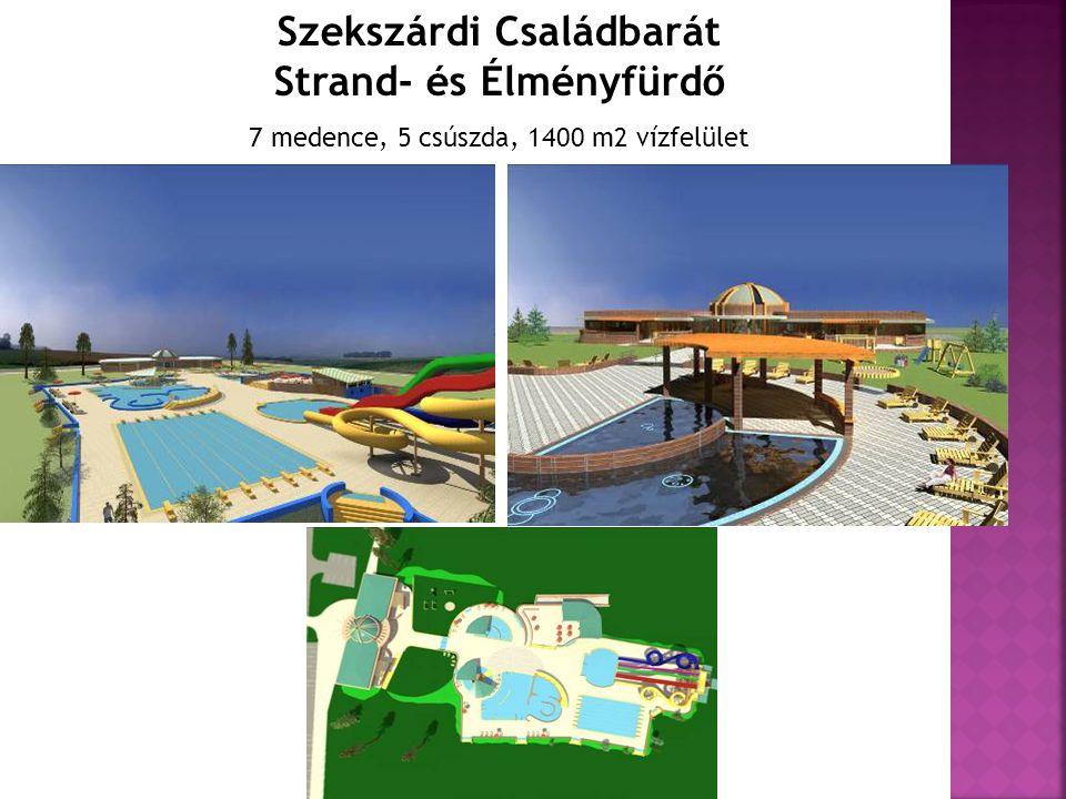 Szekszárdi Családbarát Strand- és Élményfürdő