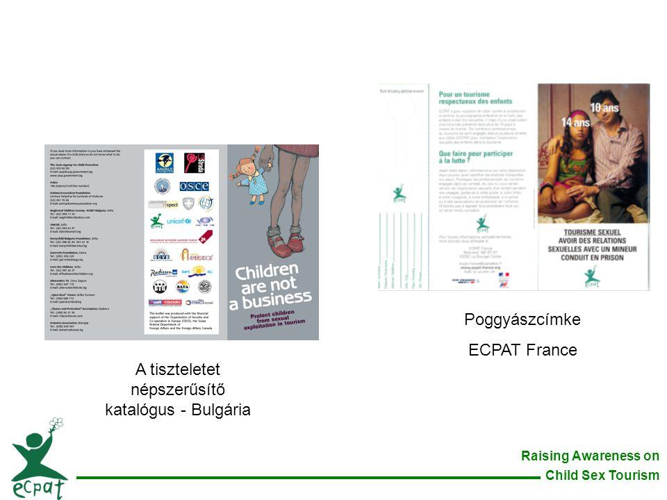 A tiszteletet népszerűsítő katalógus - Bulgária