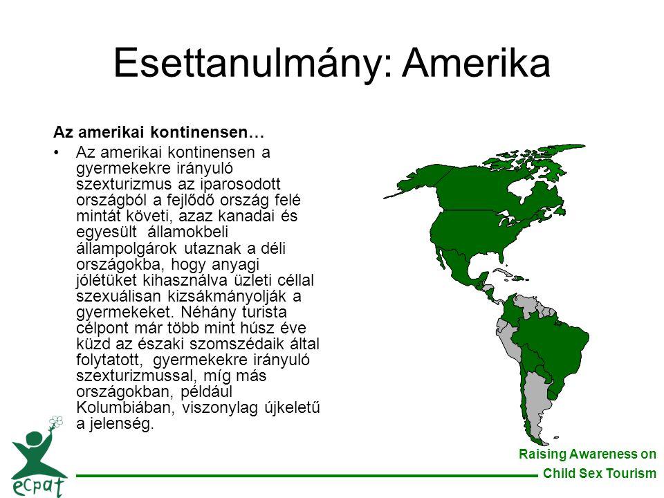 Esettanulmány: Amerika