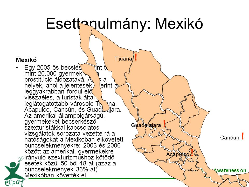 Esettanulmány: Mexikó