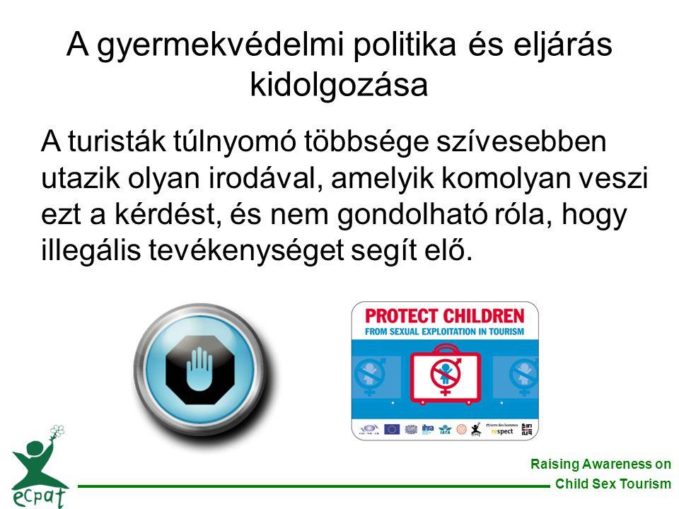 A gyermekvédelmi politika és eljárás kidolgozása