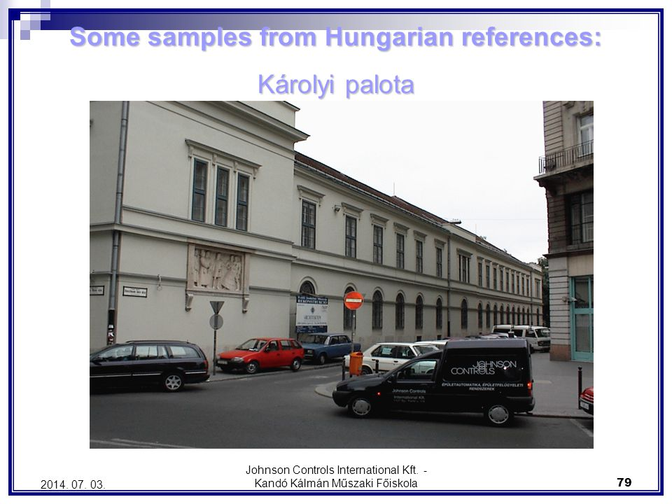 Some samples from Hungarian references: