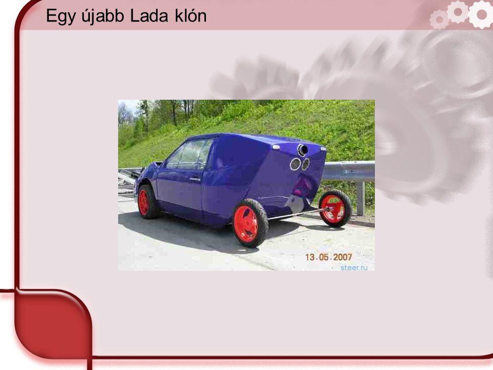 Egy újabb Lada klón