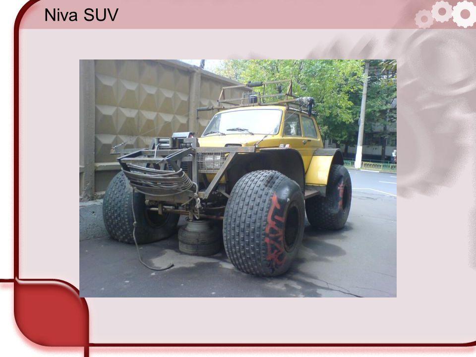 Niva SUV