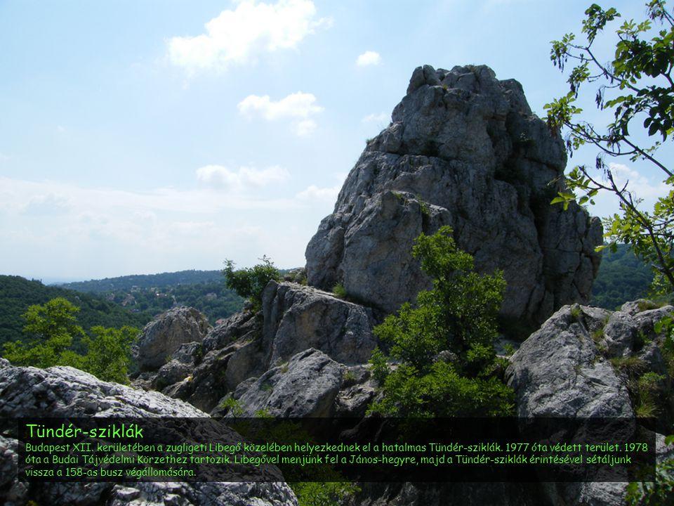 Tündér-sziklák