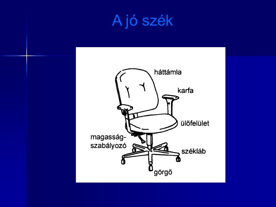 A jó szék