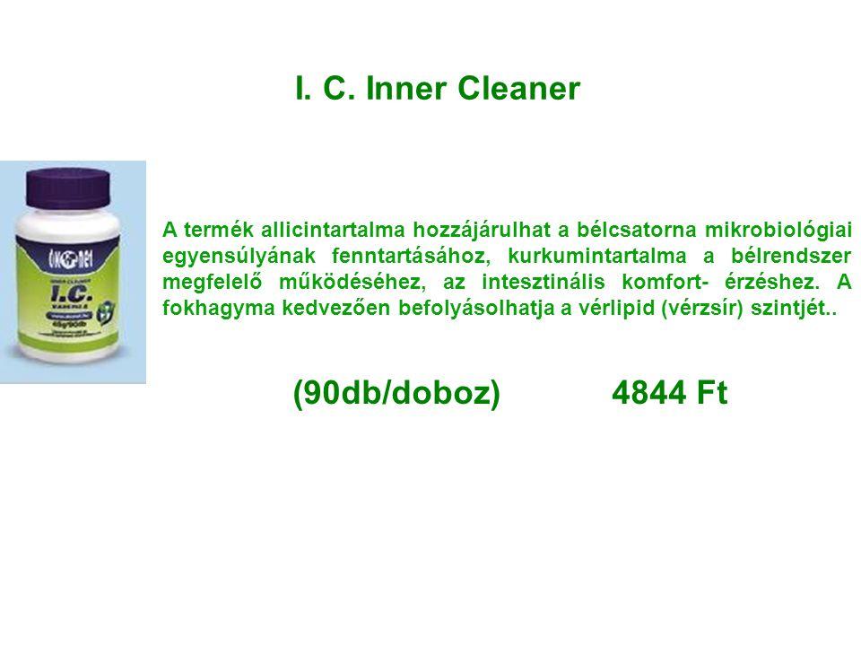 I. C. Inner Cleaner