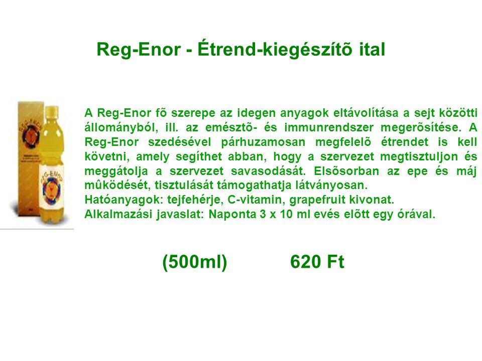 Reg-Enor - Étrend-kiegészítõ ital