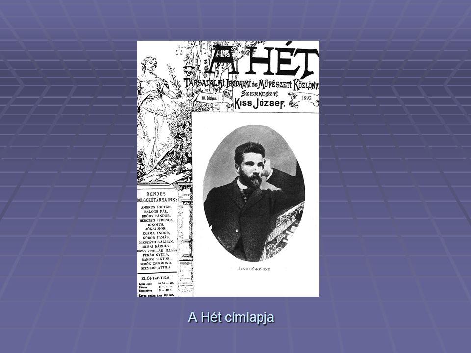 A Hét címlapja
