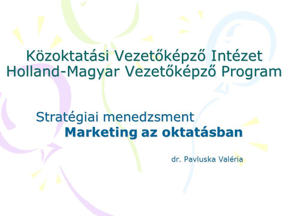 Közoktatási Vezetőképző Intézet Holland-Magyar Vezetőképző Program