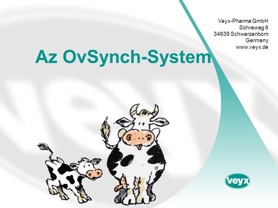 Az OvSynch-System Veyx-Pharma GmbH Söhreweg 6 34639 Schwarzenborn