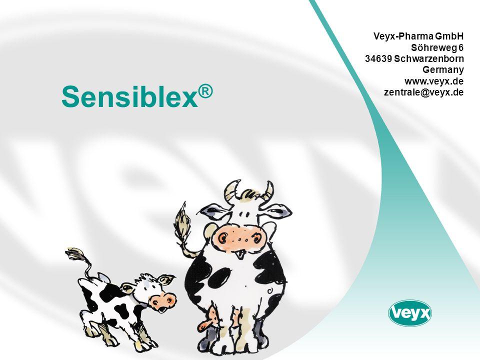 Sensiblex® Veyx-Pharma GmbH Söhreweg 6 34639 Schwarzenborn Germany