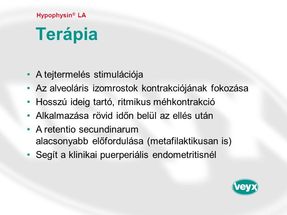 Terápia A tejtermelés stimulációja
