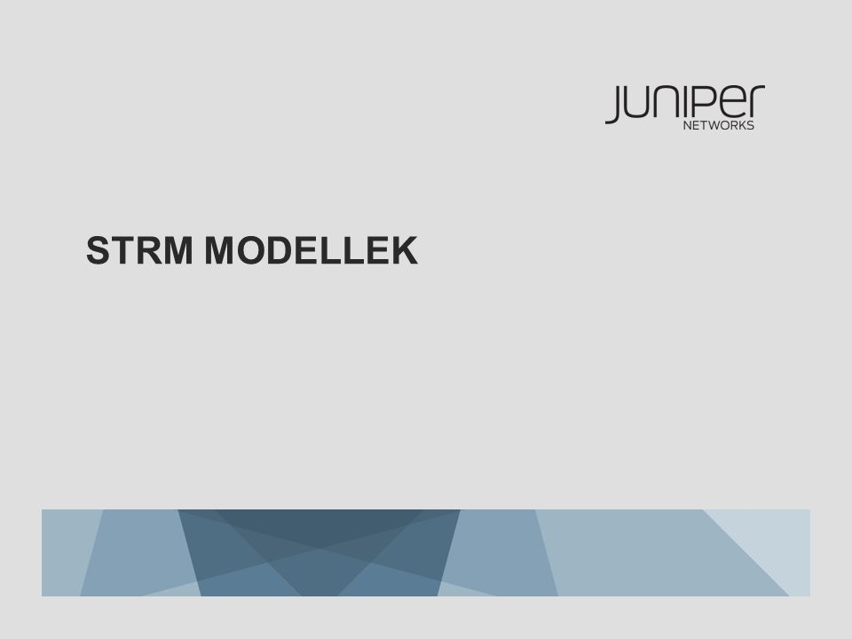 STRM modellek
