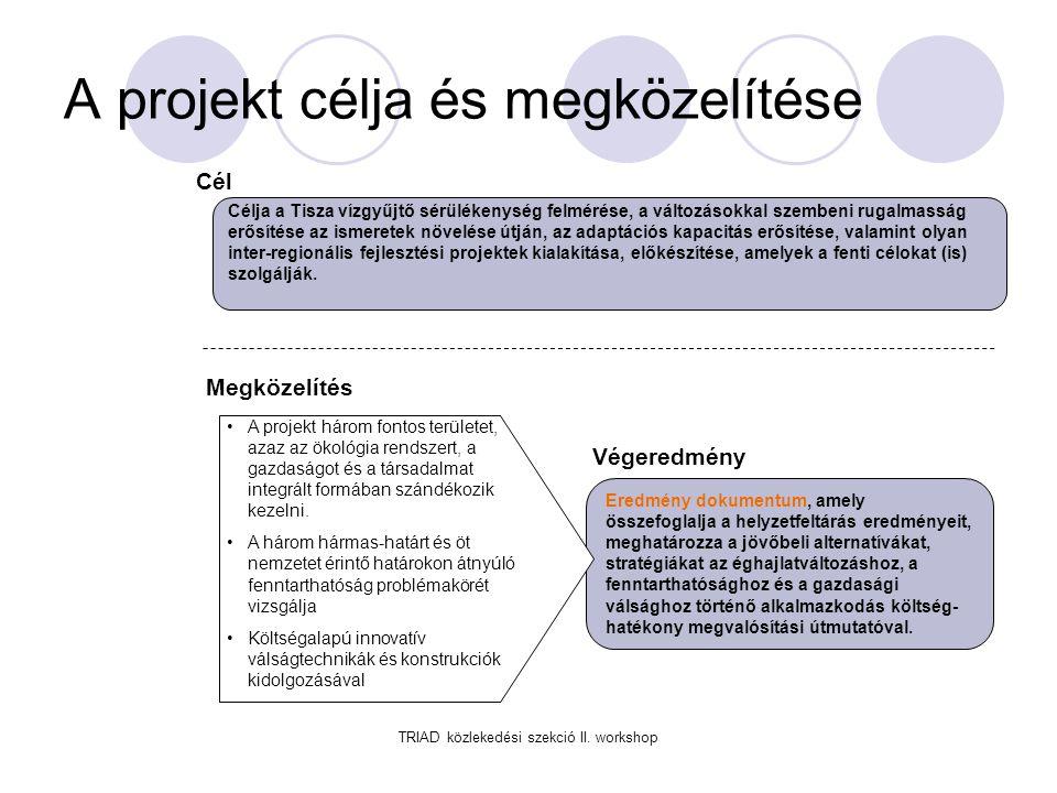 A projekt célja és megközelítése
