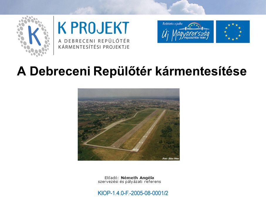 A Debreceni Repülőtér kármentesítése