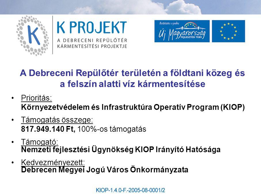 Környezetvédelem és Infrastruktúra Operatív Program (KIOP)