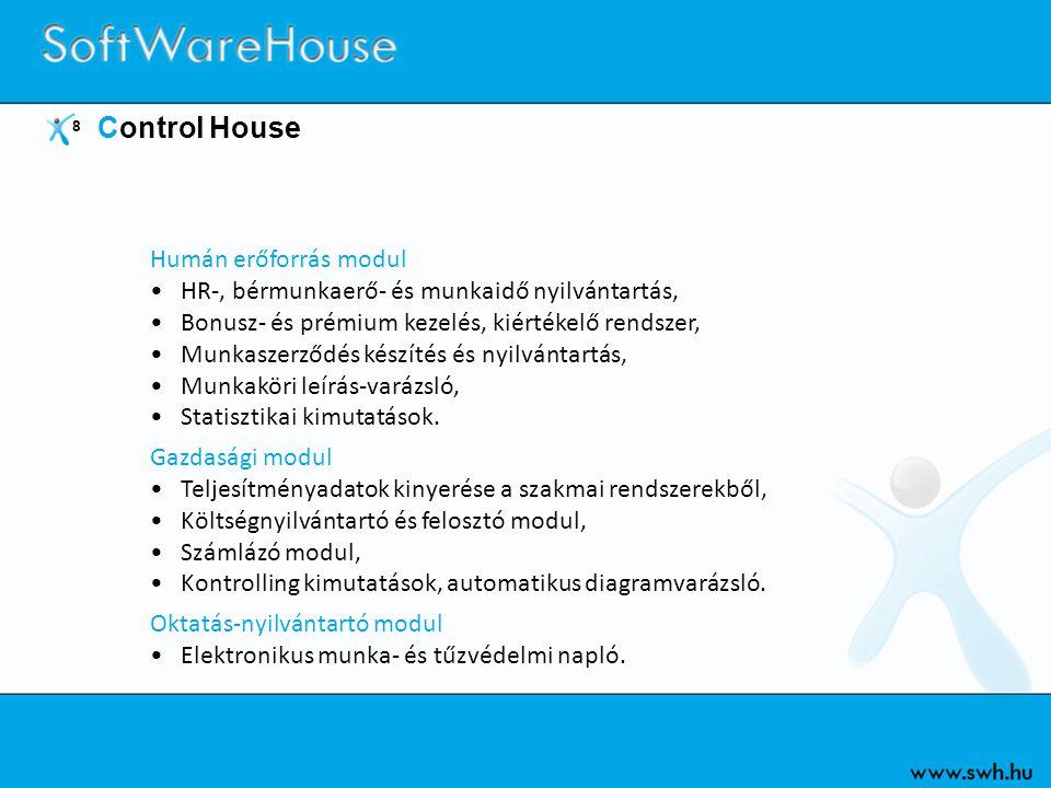 HR-, bérmunkaerő- és munkaidő nyilvántartás,