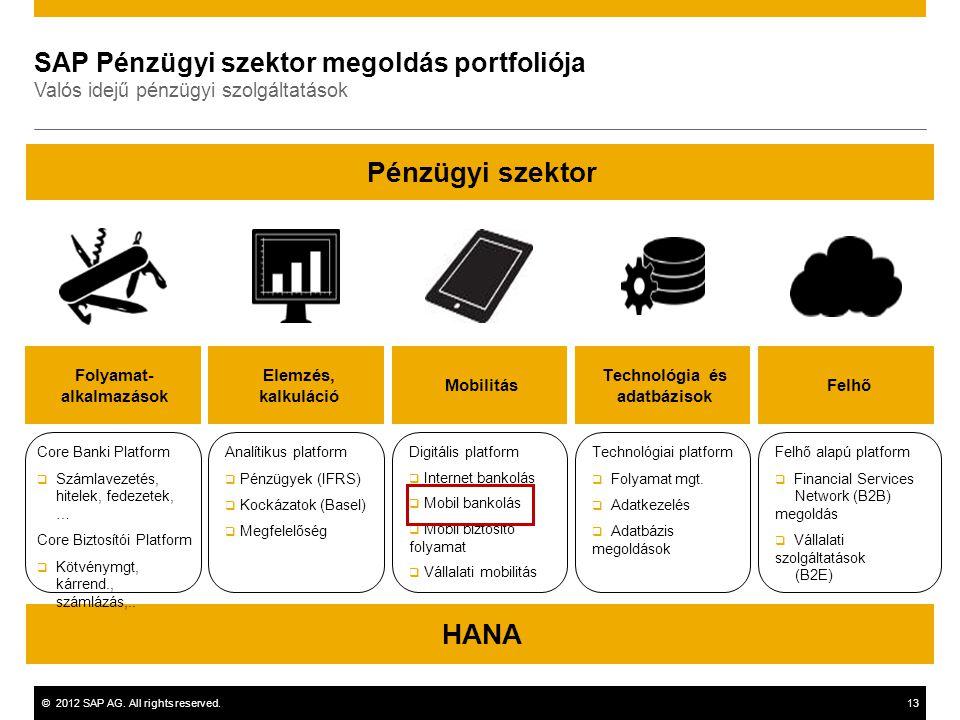 Folyamat-alkalmazások Technológia és adatbázisok