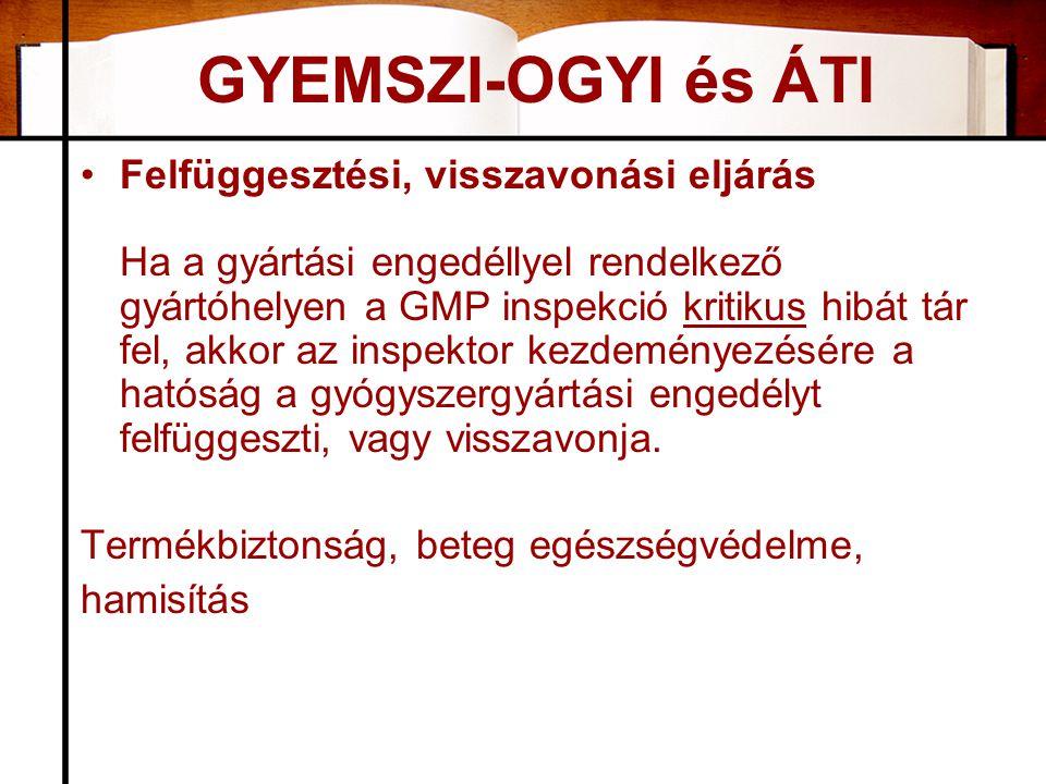 GYEMSZI-OGYI és ÁTI