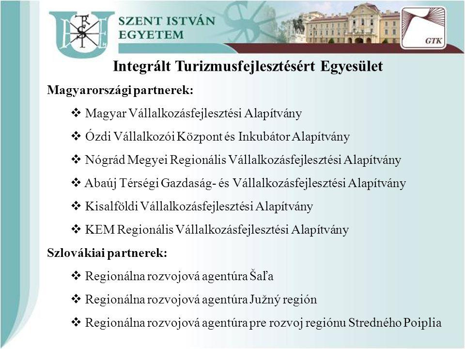 Integrált Turizmusfejlesztésért Egyesület
