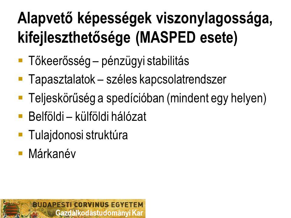 Alapvető képességek viszonylagossága, kifejleszthetősége (MASPED esete)