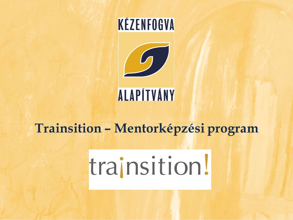 Trainsition – Mentorképzési program