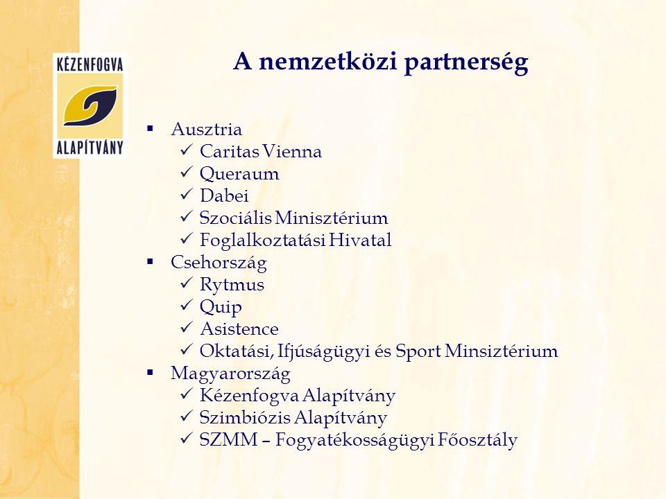 A nemzetközi partnerség