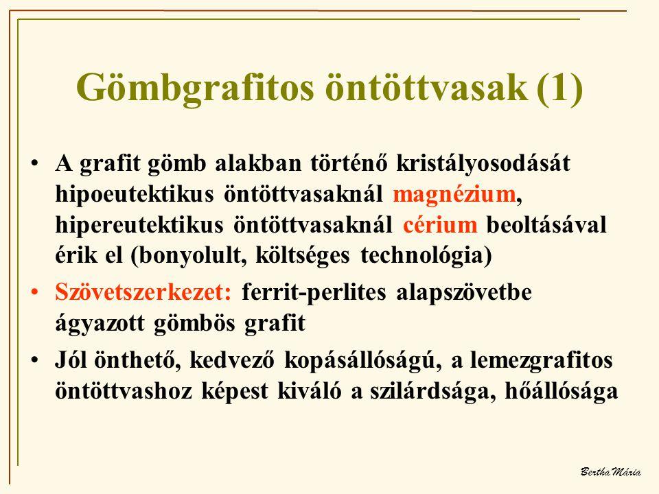 Gömbgrafitos öntöttvasak (1)