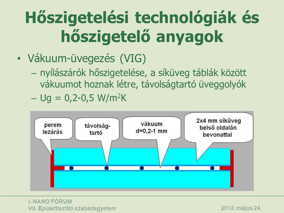Hőszigetelési technológiák és hőszigetelő anyagok