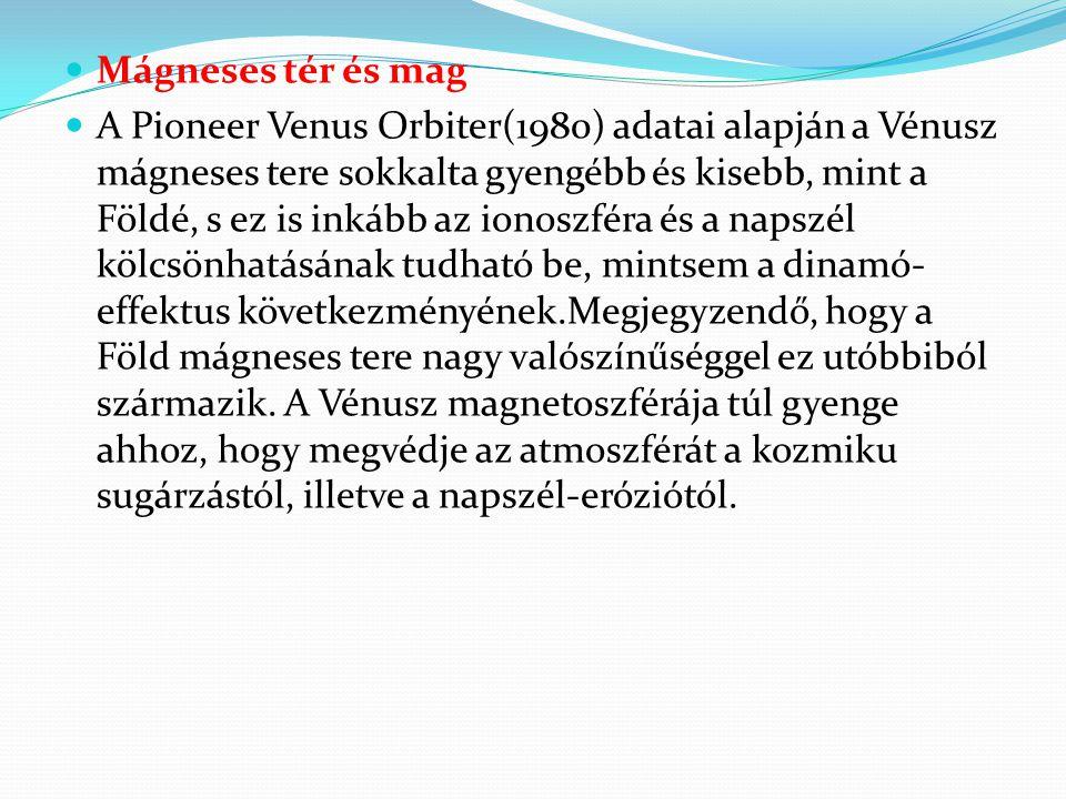 Mágneses tér és mag