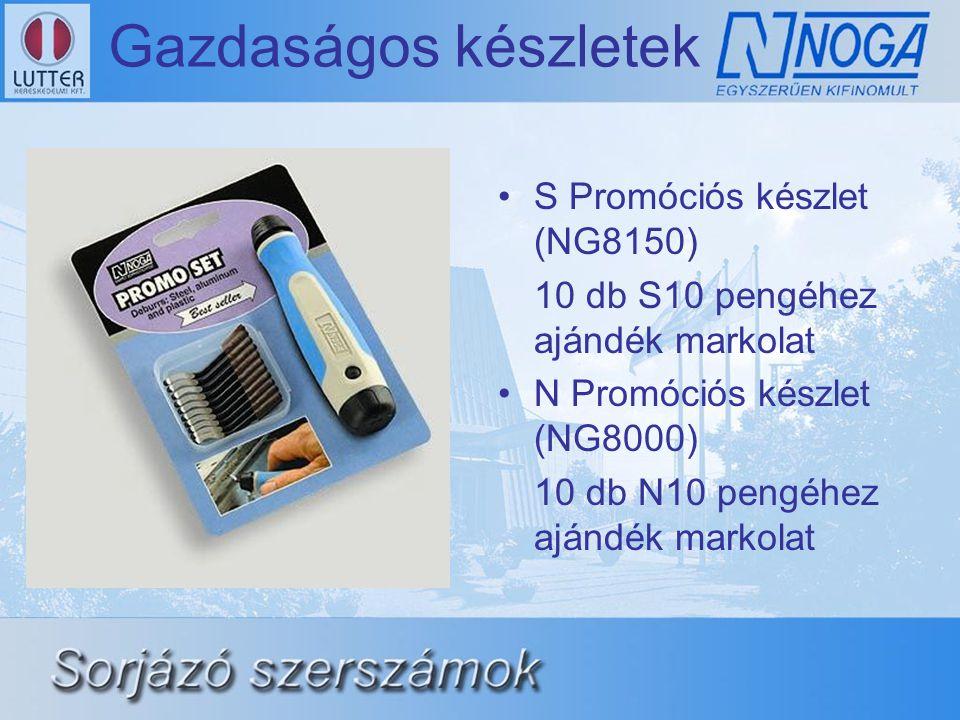 Gazdaságos készletek S Promóciós készlet (NG8150)