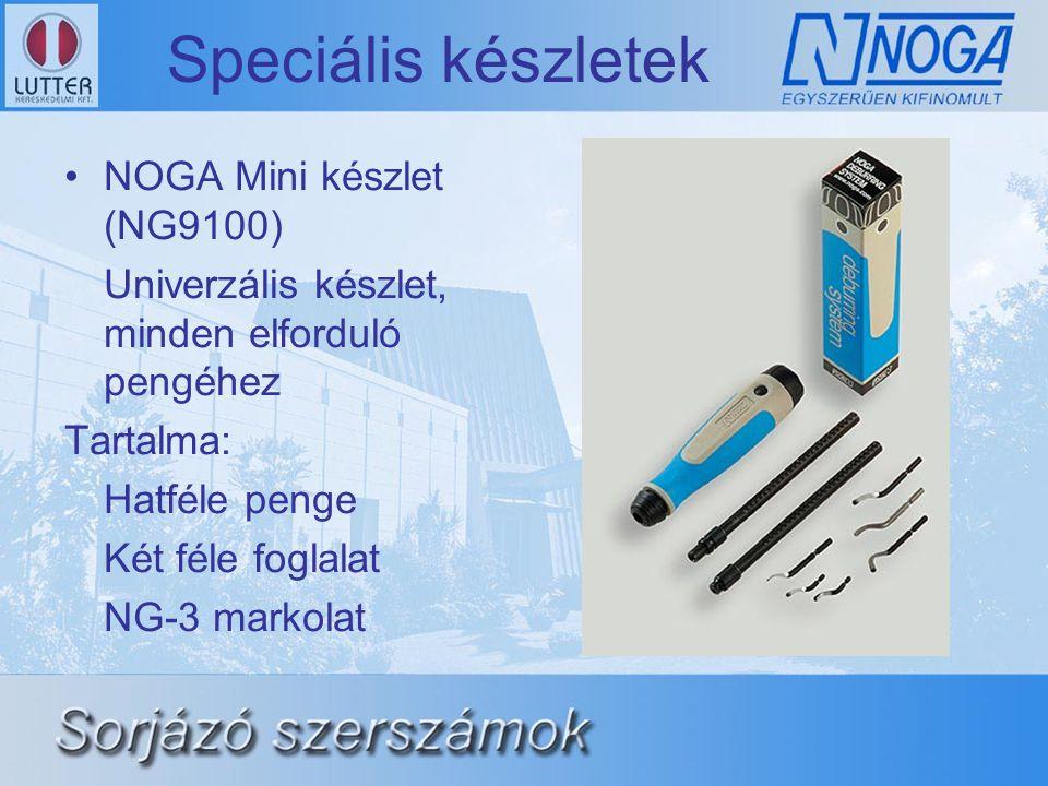Speciális készletek NOGA Mini készlet (NG9100)