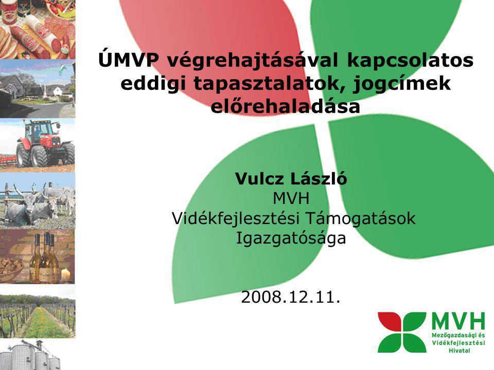 Vidékfejlesztési Támogatások Igazgatósága